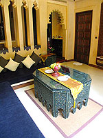プーケット 20,000円以上のホテル : バライ ヴィラ by サワディー ヴィレッジ(Baray Villa by Sawasdee Village)のバライ ヴィラルームの設備 Living Room