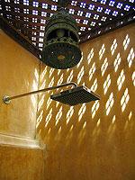 プーケット 20,000円以上のホテル : バライ ヴィラ by サワディー ヴィレッジ(Baray Villa by Sawasdee Village)のバライ ヴィラルームの設備 Rain Shower