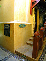 プーケット 20,000円以上のホテル : バライ ヴィラ by サワディー ヴィレッジ(Baray Villa by Sawasdee Village)のバライ ヴィラルームの設備 Entrance