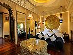 プーケット 20,000円以上のホテル : バライ ヴィラ by サワディー ヴィレッジ(Baray Villa by Sawasdee Village)のバライ ヴィラルームの設備 Bedroom
