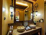 プーケット 20,000円以上のホテル : バライ ヴィラ by サワディー ヴィレッジ(Baray Villa by Sawasdee Village)のバライ ヴィラルームの設備 Bath Room