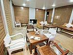 パタヤ ラヨーンのホテル : バリ ラマイ リゾート 「Restaurant」