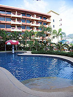 Swimming Pool : Baumanburi, Patong Beach, Phuket