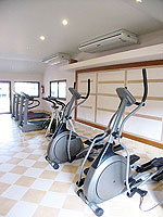 Fitness Gym : Baumanburi, Patong Beach, Phuket