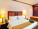 プーケット ファミリー&グループのホテル : バウマンブリ(Baumanburi)のグランド スイ ートルームの設備 Bedroom
