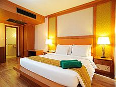 プーケット ファミリー&グループのホテル : バウマンブリ(1)のお部屋「プレミア スイート」