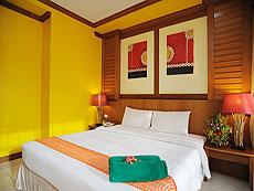 プーケット ファミリー&グループのホテル : バウマンブリ(1)のお部屋「スーペリア(ツイン/ダブル)」