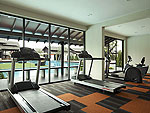 Fitness : Bay Water Resort Koh Samui, Serviced Villa, Phuket