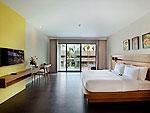 サムイ島 チョンモーンビーチのホテル : ベイ ウォーター リゾート(Bay Water Resort Koh Samui)のデラックス プールアクセスルームの設備 Room View