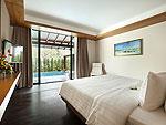 サムイ島 チョンモーンビーチのホテル : ベイ ウォーター リゾート(Bay Water Resort Koh Samui)のクラブ プール ヴィラルームの設備 Room View
