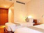 プーケット その他・離島のホテル : ベンヤシリ(Benyasiri)の5ベッドルームルームの設備 Bedroom
