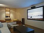 プーケット その他・離島のホテル : ベンヤシリ(Benyasiri)の5ベッドルームルームの設備 Movie Theater