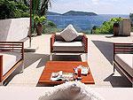 プーケット その他・離島のホテル : ベンヤシリ(Benyasiri)の5ベッドルームルームの設備 Balcony