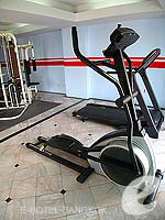 Fitness Gym : Best Comfort Residential, Fitness Room, Phuket