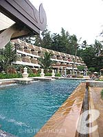 Swimming Pool : Beyond Resort Karon, Ocean View Room, Phuket