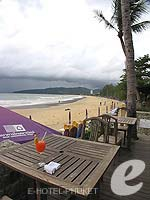Beach Restaurant : Beyond Resort Karon, Karon Beach, Phuket