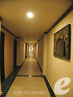 Corridor : Beyond Resort Karon, Kids Room, Phuket