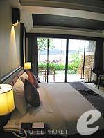 プーケット カロンビーチのホテル : ビヨンド リゾート カロン(Beyond Resort Karon)のデラックスルームの設備 Bedroom