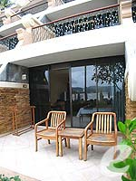 プーケット 10,000~20,000円のホテル : ビヨンド リゾート カロン(Beyond Resort Karon)のデラックスルームの設備 Balcony