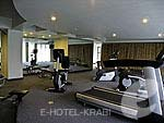 Fitness : Beyond Resort Krabi, Fitness Room, Phuket