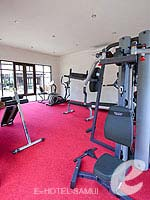 Fitness Gym / Bhundhari Spa Resort and Villas Samui, หาดเชิงมนต์