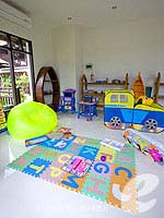 Kids Room / Bhundhari Spa Resort and Villas Samui, หาดเชิงมนต์