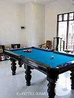 Pool Table / Bhundhari Spa Resort and Villas Samui, หาดเชิงมนต์