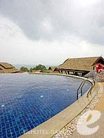 Hilltop Pool / Bhundhari Spa Resort and Villas Samui, หาดเชิงมนต์