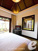 サムイ島 10,000~20,000円のホテル : ブンダリ スパ リゾート & ヴィラ サムイ(Bhundhari Spa Resort and Villas Samui)のデラックス ヴィラルームの設備 Bedroom