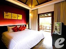 サムイ島 10,000~20,000円のホテル : ブンダリ スパ リゾート & ヴィラ サムイ(1)のお部屋「デラックス ヴィラ」