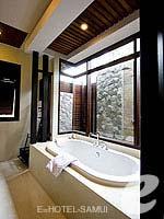 サムイ島 10,000~20,000円のホテル : ブンダリ スパ リゾート & ヴィラ サムイ(Bhundhari Spa Resort and Villas Samui)のルームの設備 Bathroom