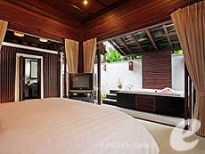 サムイ島 10,000~20,000円のホテル : ブンダリ スパ リゾート & ヴィラ サムイ(1)のお部屋「デラックススパヴィラ」