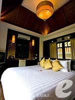サムイ島 10,000~20,000円のホテル : ブンダリ スパ リゾート & ヴィラ サムイ(Bhundhari Spa Resort and Villas Samui)のデラックスプールヴィラルームの設備 Bedroom