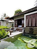 サムイ島 10,000~20,000円のホテル : ブンダリ スパ リゾート & ヴィラ サムイ(Bhundhari Spa Resort and Villas Samui)のデラックスプールヴィラルームの設備 Bathroom