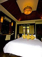サムイ島 10,000~20,000円のホテル : ブンダリ スパ リゾート & ヴィラ サムイ(Bhundhari Spa Resort and Villas Samui)のデラックス オーシャン ビュー プール ヴィラルームの設備 Bedroom