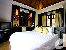 サムイ島 10,000~20,000円のホテル : ブンダリ スパ リゾート & ヴィラ サムイ(1)のお部屋「デラックス オーシャン ビュー プール ヴィラ」
