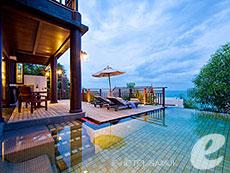 サムイ島 10,000~20,000円のホテル : ブンダリ スパ リゾート & ヴィラ サムイ(1)のお部屋「ラグジュアリープールヴィラ」