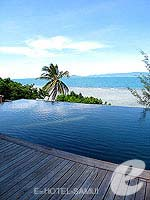 Swimming Pool : Blue Hill Resort, Koh Phangan, Phuket