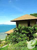 サムイ島 オーシャンビューのホテル : ブルー ヒル リゾート(Blue Hill Resort)のシービュー ヴィラルームの設備 Building