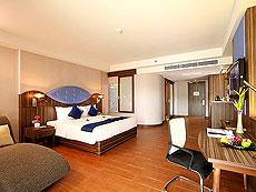 プーケット スパ併設のホテル : ブルー オーシャン リゾート & スパ(1)のお部屋「デラックス」
