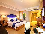 プーケット スパ併設のホテル : ブルー オーシャン リゾート & スパ(Blue Ocean Resort)のグランド デラックス プールアクセスルームの設備 Room View