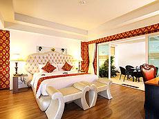 プーケット スパ併設のホテル : ブルー オーシャン リゾート & スパ(1)のお部屋「プレジデンタル スイート」