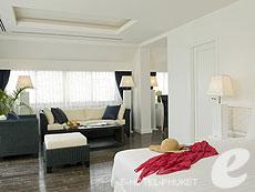 プーケット 10,000~20,000円のホテル : ボートハウス(1)のお部屋「ビーチフロント ペントハウス スイート」