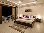 サムイ島 レンタルヴィラのホテル : ボー クン ヴィラ(Boh Khung Villa)の2ベッドルームルームの設備 Bedroom