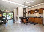 サムイ島 レンタルヴィラのホテル : ボー クン ヴィラ(Boh Khung Villa)の2ベッドルームルームの設備 Dining Area