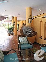 Lobby : Bophut Resort & Spa, Free Wifi, Phuket
