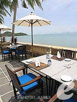 Restaurant : Bophut Resort & Spa, Bophut Beach, Phuket