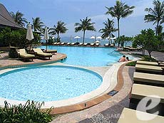 Bophut Resort & Spa, Beach Front, Phuket