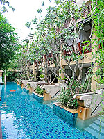 Swimming Pool : Burasari Phuket, Patong Beach, Phuket