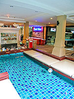 Pool Bar : Burasari Phuket, Pool Access Room, Phuket